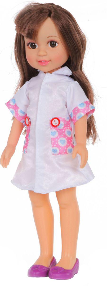 цены  Yako Кукла Jammy Доктор брюнетка M6314