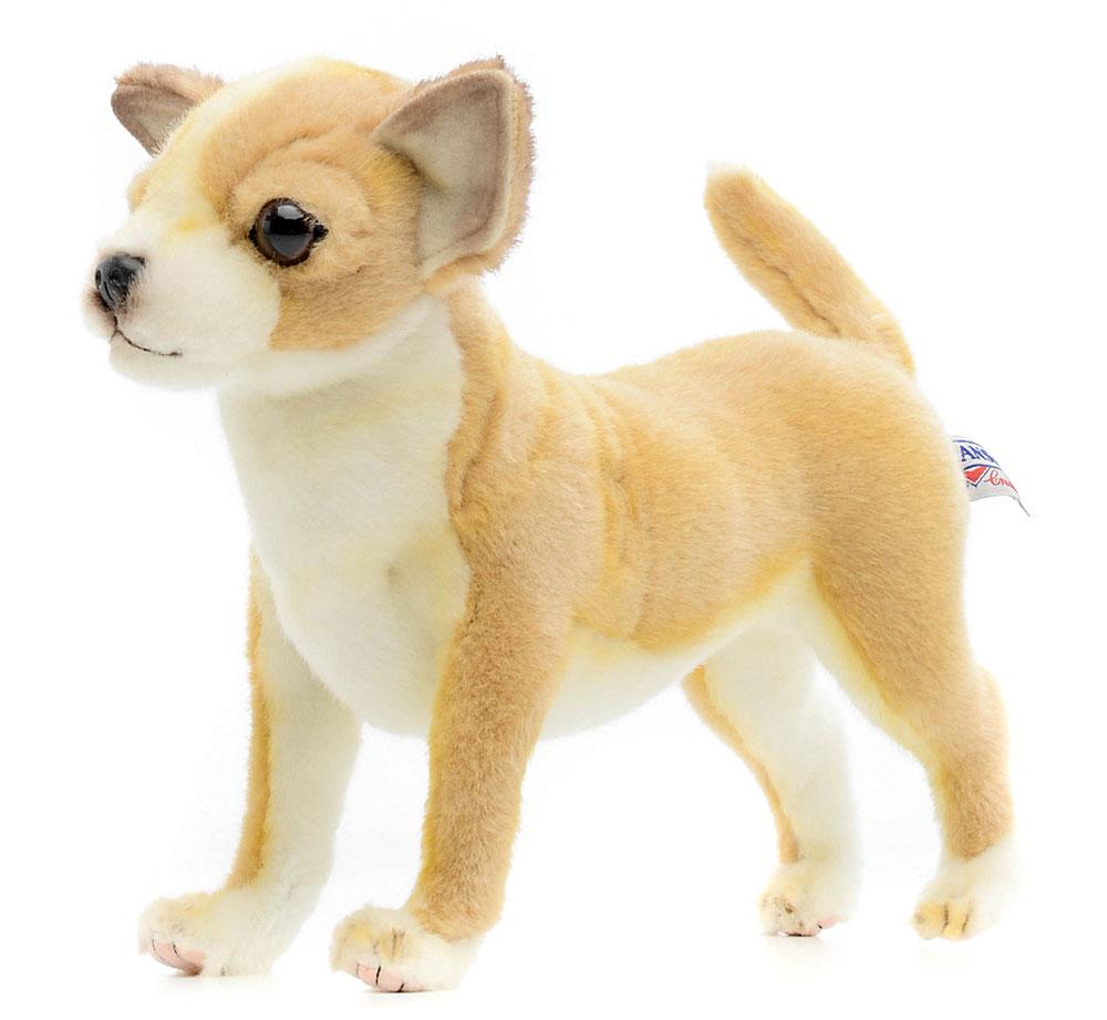 Hansa Мягкая игрушка Чихуахуа 27 см 6295 в каких зоомагазинах можно в луховицах собаку породы чихуахуа