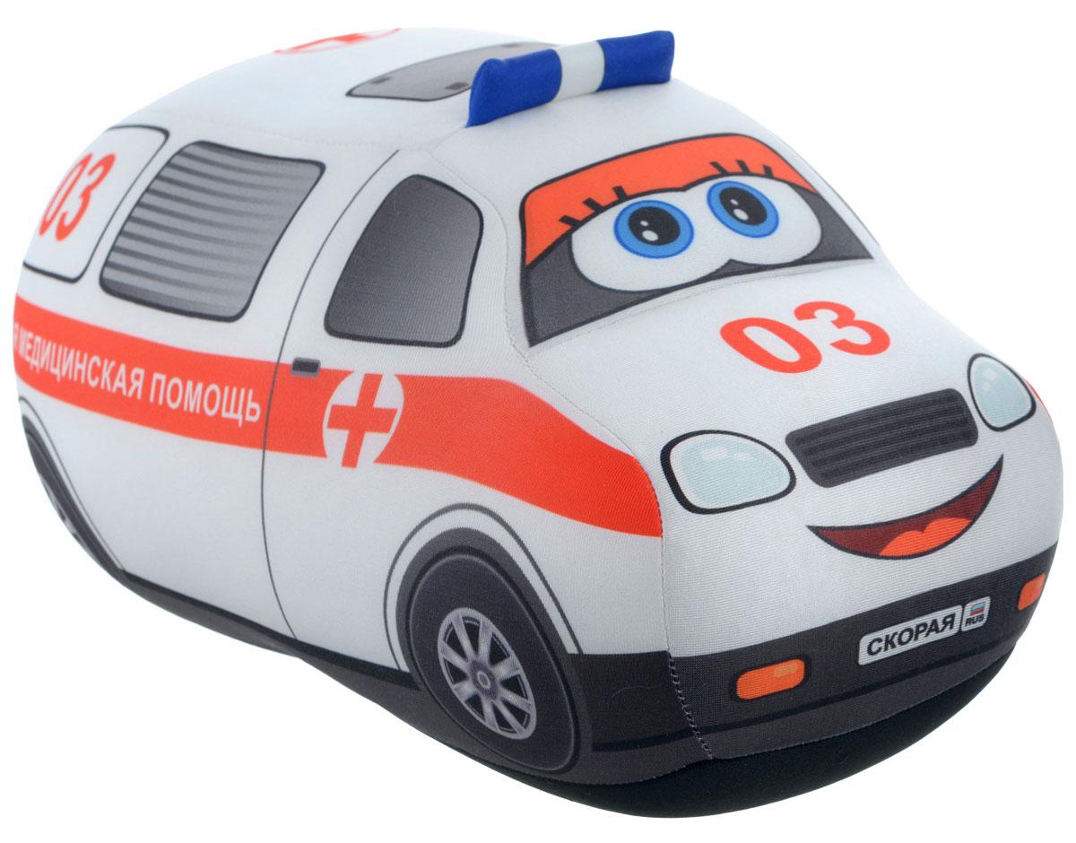 СмолТойс Игрушка-антистресс Скорая помощь 18 см игрушка антистресс смолтойс кукла анюта 30 см