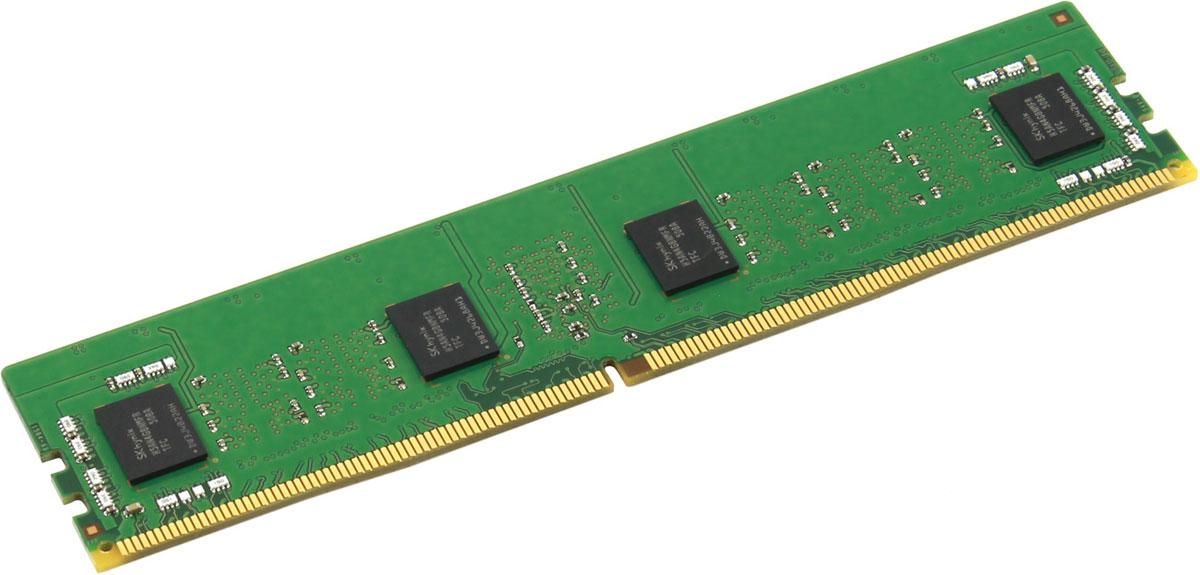 Kingston ValueRAM DDR4 4GB 2133МГц модуль оперативной памяти (KVR21R15S8/4)321452Модуль оперативной памяти Kingston DDR4 предназначен для серверных материнских плат и платформ с поддержкой регистровой памяти.Данная модель является оптимальным выбором для процессоров, требующих большую скорость вычислений. Ярким доказательством этого является способность пропускать поток данных со скоростью 17000 Mб/с.Специалисты Kingston приложили максимум усилий, чтобы использование их памяти служило гарантией стабильной работы ПК и отсутствия ошибок в работе системы. Память отличается довольно низким потреблением энергии, значение которого не превышает 1.2 В.