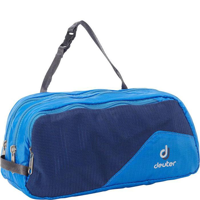 Косметичка Deuter Wash Bag Tour III, цвет: лазурный, темно-синий