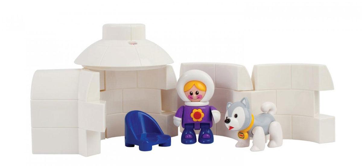 Tolo Набор фигурок Иглу 2 шт развивающие игрушки tolo toys морж
