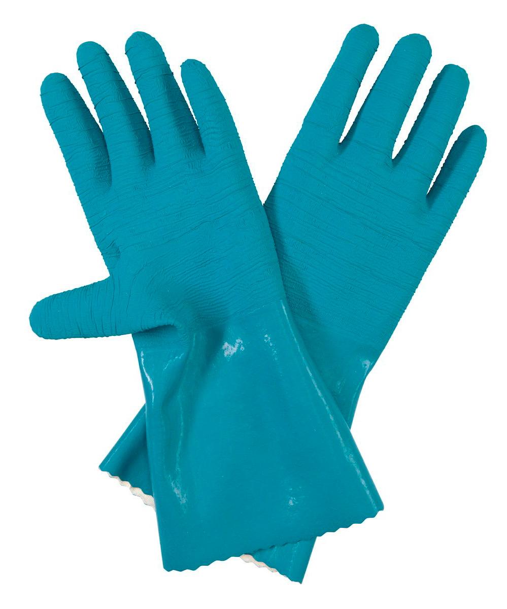 Перчатки непромокаемые Gardena. Размер 9 перчатки непромокаемые gardena размер 7 s 00209 20 000 00