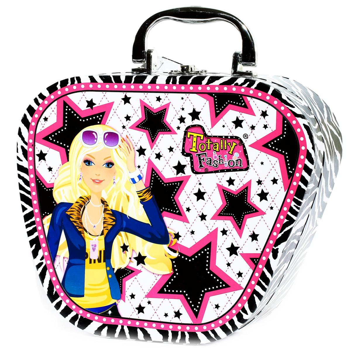 Totally Fashion Набор детской декоративной косметики Делюкс - Для детей