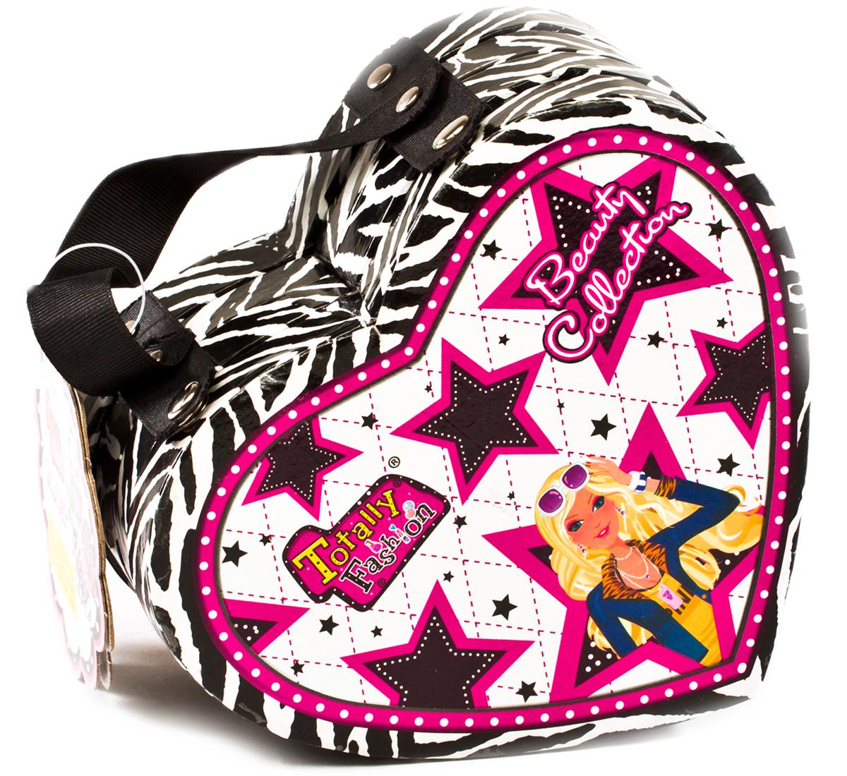 Totally Fashion Набор детской декоративной косметики Сердце - Наборы