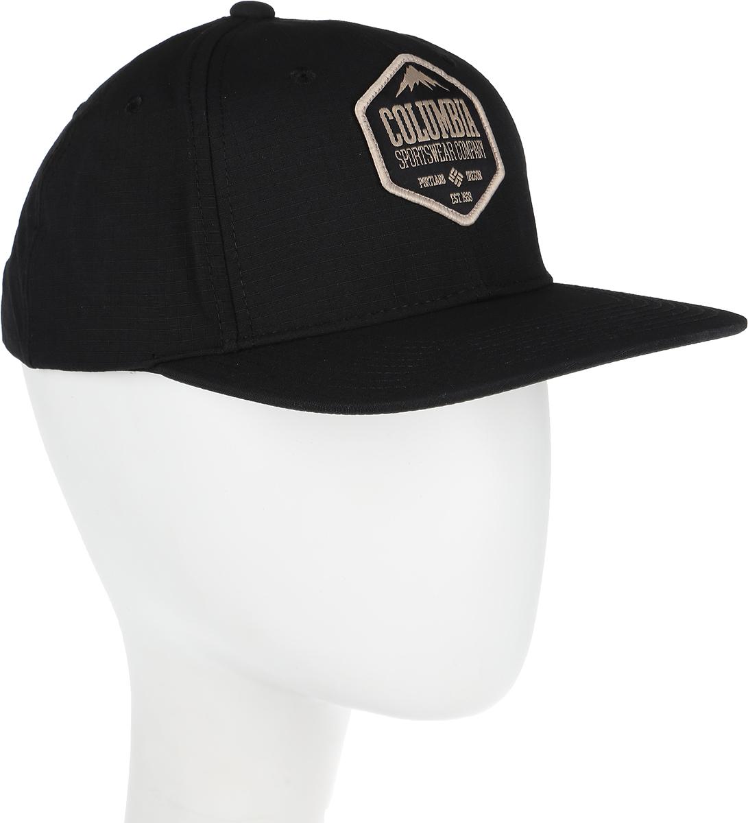 Купить Бейсболка Columbia Cascades Explorer, цвет: черный. 1714831-010. Размер универсальный