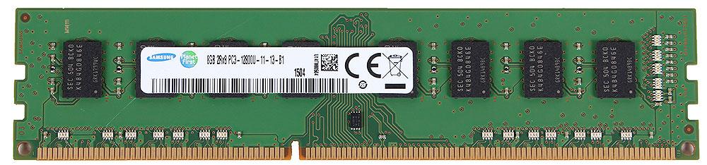 Samsung DDR3 8Gb 1600 МГц модуль оперативной памяти (M378B1G73EB0-CK0)M378B1G73EB0-CK0Оперативная память Samsung DDR3 M378B1G73EB0-CK0 предоставляет качество работы, надежность и производительность - основные требования для современных компьютеров. Объем модуля памяти в 8 ГБ позволит свободно работать со стандартными, офисными и профессиональными ресурсоемкими программами, а также современными требовательными играми. Работа осуществляется при тактовой частоте 1600 МГц и пропускной способности, достигающей до 12800 Мб/с, что гарантирует качественную синхронизацию и быструю передачу данных, а также возможность выполнения множества действий в единицу времени. Тайминг CL-11 гарантирует быструю работу системы.
