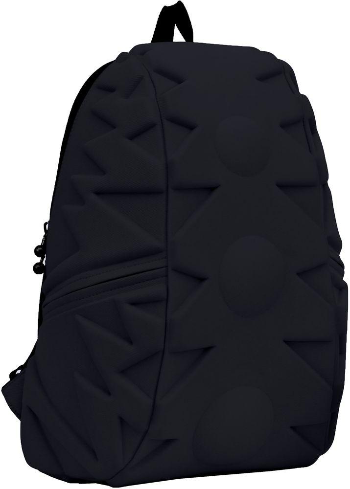 Рюкзак городской MadPax Exo Full, цвет: черный, 32 лKAA24484638Стильный и практичный рюкзак MadPax Exo Full, уместный в ритме большого города. Основное отделение закрывается на молнию. Внутри изделия есть отделение для ноутбука с максимальным размером диагонали 17 дюймов. По бокам - два дополнительных кармана на молнии. Модель помимо лямки для переноски в руке, мягких и широких регулируемых бретелей снабжена фиксацией на груди. Полностью вентилируемая и ортопедическая спинка создаёт дополнительный комфорт вашей спине.