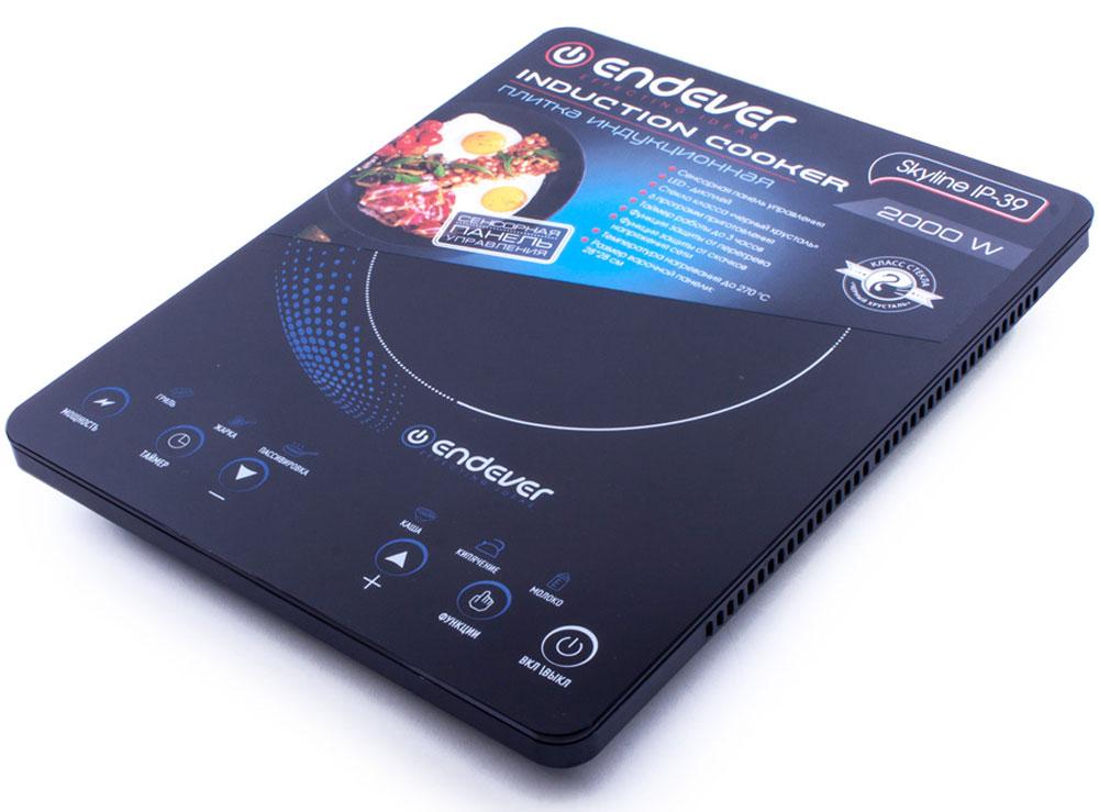 Endever Skyline IP-39 индукционная настольная плита - Настольные плиты