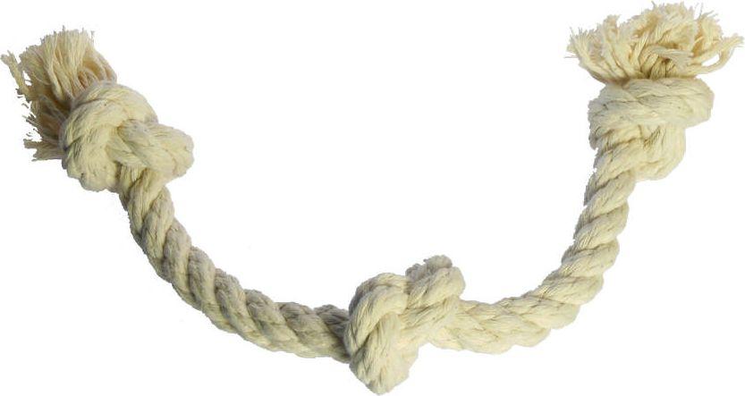 Грейфер для собак GoSi Dental, 3 узла, цвет: белый, 30 смsh-08002MГрейфер GoSi является аксессуаром высокого качества, который сделает времяпрепровождение вашего домашнего любимца наиболее веселым. Данная модель изготовлена при использовании качественных и, вместе с тем, безопасных для здоровья животного материалов. Высокая стойкость к износу наделяет данную модель непревзойденной долговечностью и она будет радовать вашего питомца на протяжении длительного времени.Длина грейфера: 30 см.