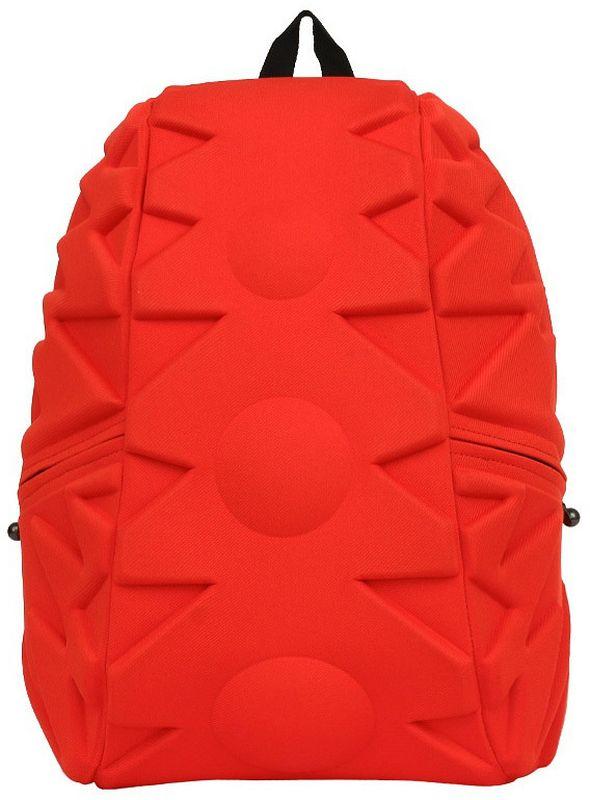 Рюкзак городской MadPax Exo Full, цвет: оранжевый, 32 лKAA24484640Стильный и практичный рюкзак MadPax Exo Full, уместный в ритме большого города. Основное отделение закрывается на молнию. Внутри изделия есть отделение для ноутбука с максимальным размером диагонали 17 дюймов. По бокам - два дополнительных кармана на молнии. Модель помимо лямки для переноски в руке, мягких и широких регулируемых бретелей снабжена фиксацией на груди. Полностью вентилируемая и ортопедическая спинка создаёт дополнительный комфорт вашей спине.