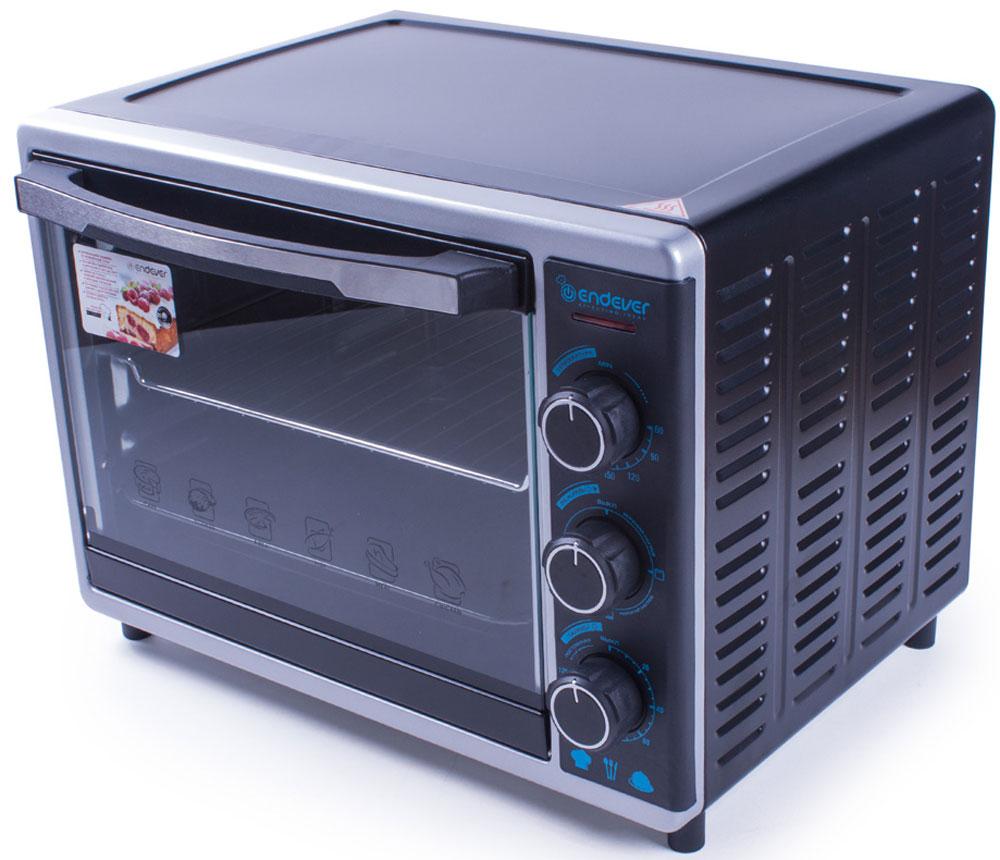Endever Danko 4010, Black мини-печьDanko 4010Мини-кухня Endever Danko 4010 – это очень удобный и незаменимый кухонный прибор. Небольшая компактная мини-печь занимает мало места на кухне и является прекрасной альтернативой большому громоздкому духовому шкафу, она великолепно справляется с задачами духовки, гриля, ростера, тостера и других приборов.Запечь мясо, рыбу, овощи, приготовить пиццу, сэндвичи, тосты и многое другое – все под силу этой компактной, но, одновременно с этим, вместительной мини-кухне.Нагревательные элементы из нержавеющей стали Большая дверца и удобная ручка с декоративной вставкой Регулировка температуры в диапазоне от 60°С до 230°СТаймер на 2 часа с функцией автоотключения и звуковым сигналом Три режима нагрева: верхний, нижний, двухсторонний