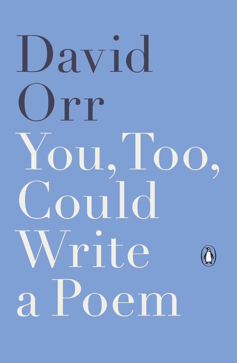 You, Too, Could Write a Poem sense and sensibility