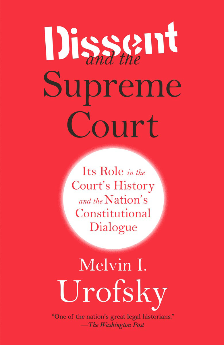 Dissent and the Supreme Court paying the words extra – religious discourse in the supreme court of the united states paper