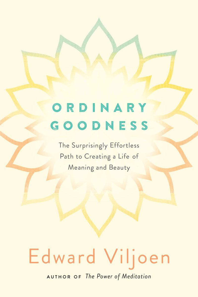 Ordinary Goodness: The Surprisingly Effortless Path to Creating a Life of Meaning and Beauty how to be a detective