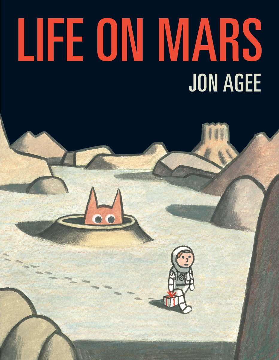 Life on Mars mission to mars