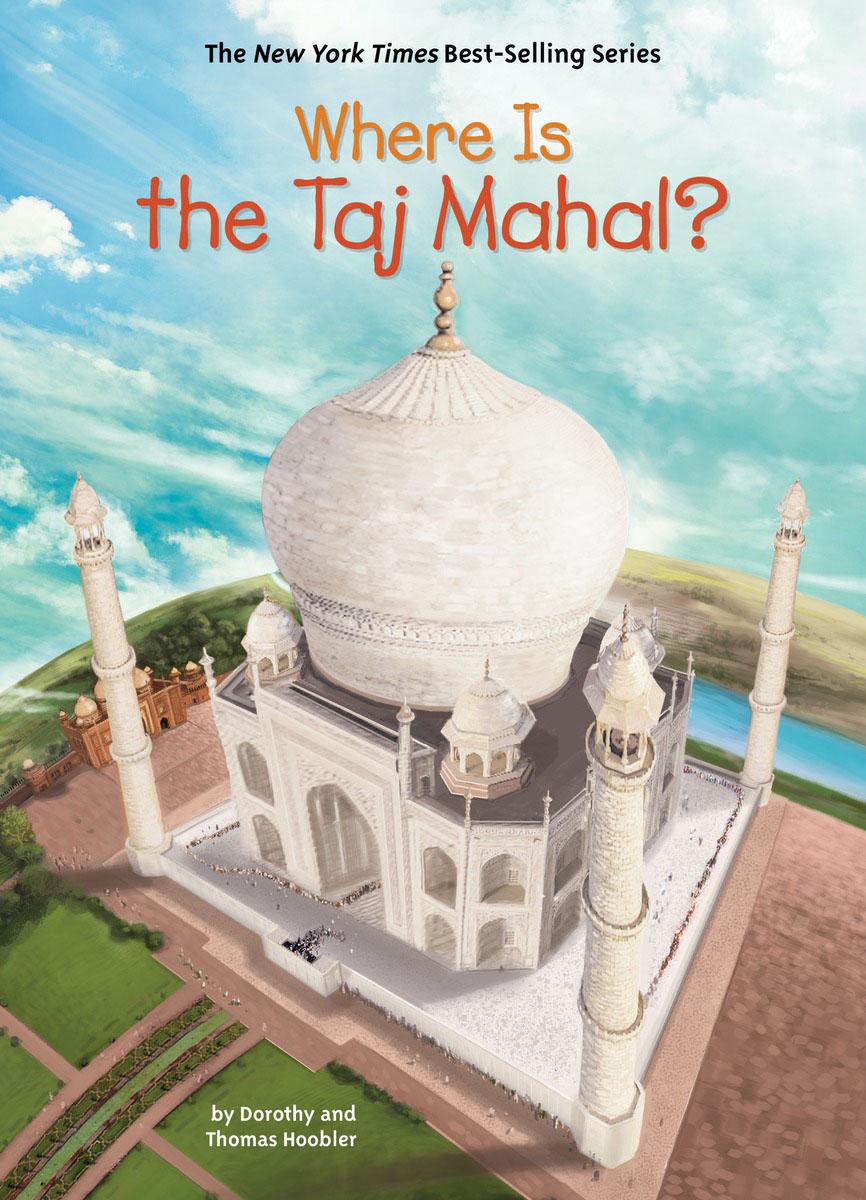 цена на Where Is the Taj Mahal?