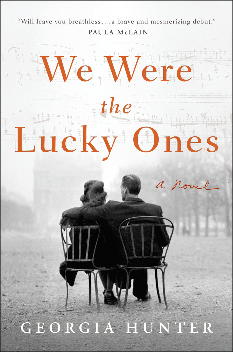 We Were the Lucky Ones family caregiving in the new normal