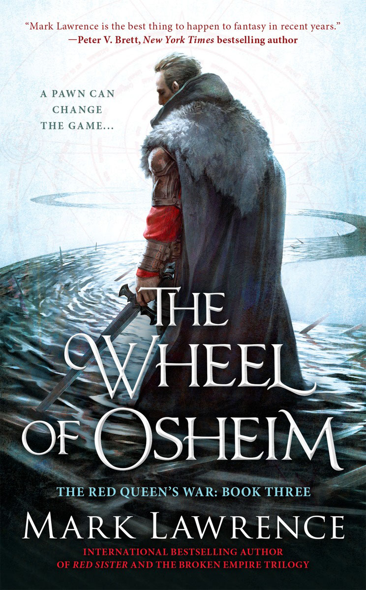 The Wheel of Osheim lawrence m the wheel of osheim book three of the red queen s war