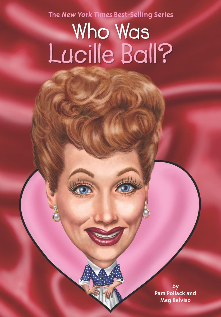 Who Was Lucille Ball? lucille rech penner the true story of pocahontas