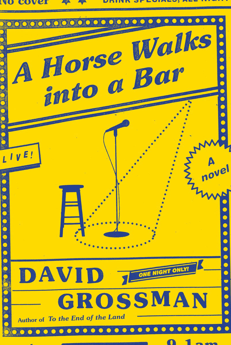A Horse Walks into a Bar c s lewis the horse and his boy