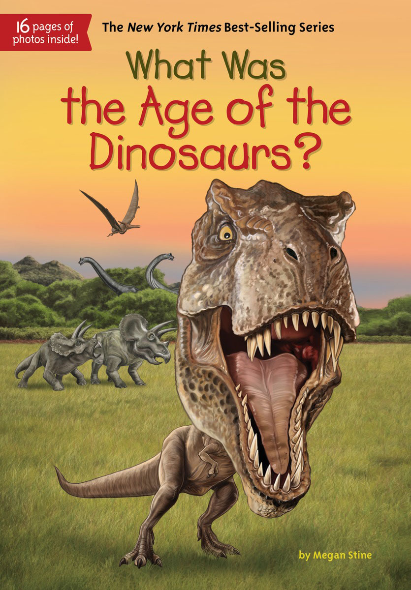 What Was the Age of the Dinosaurs? we were the lucky ones