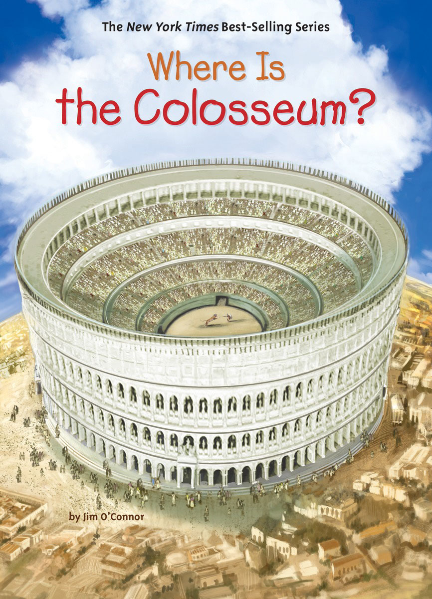 Where Is the Colosseum? the colosseum
