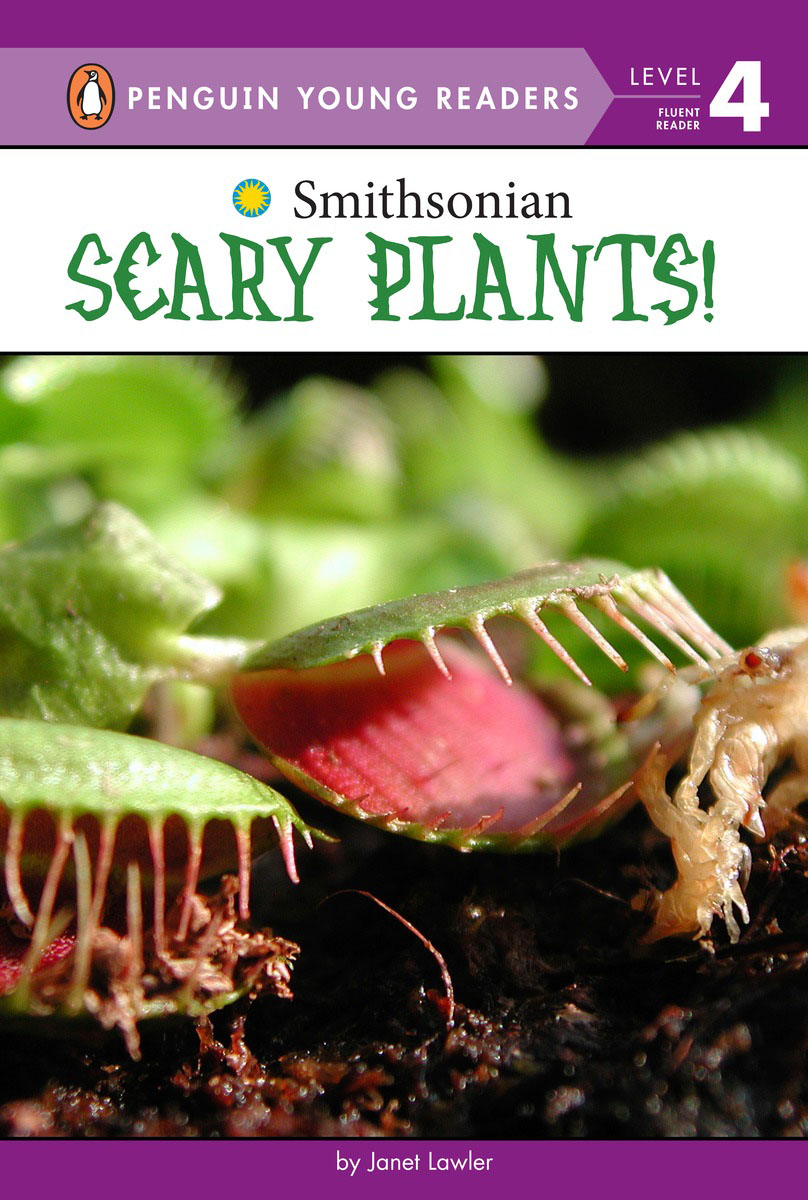 Scary Plants! handheld waterproof gardens plants flowers soil ph