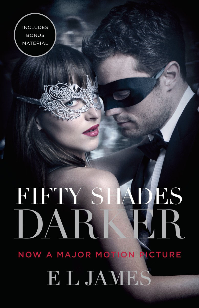Fifty Shades Darker (Movie Tie-in Edition) fifty shades darker no bounds riding crop длинный стек из натуральной кожи