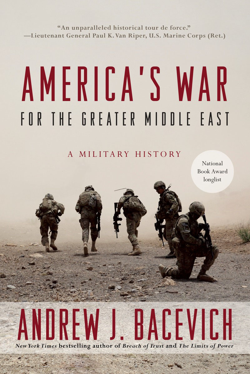 America's War for the Greater Middle East the great war and the middle east