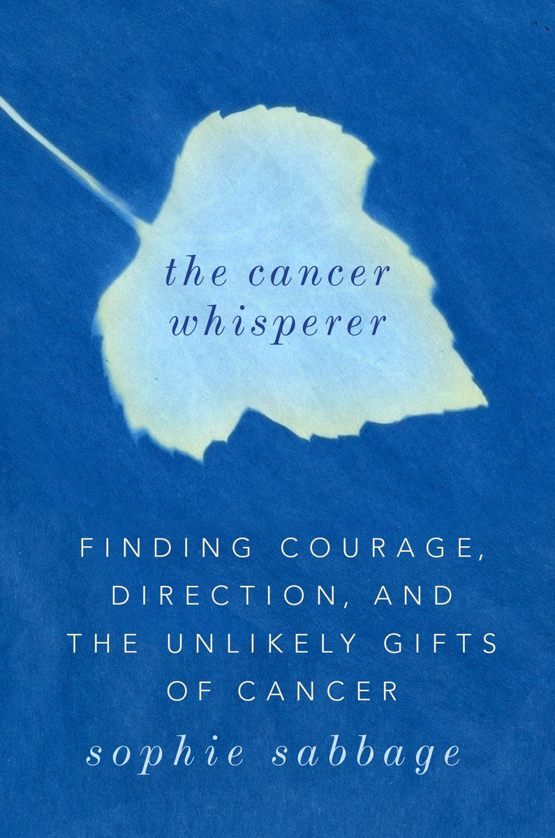 The Cancer Whisperer late stage diagnosis of cervical cancer