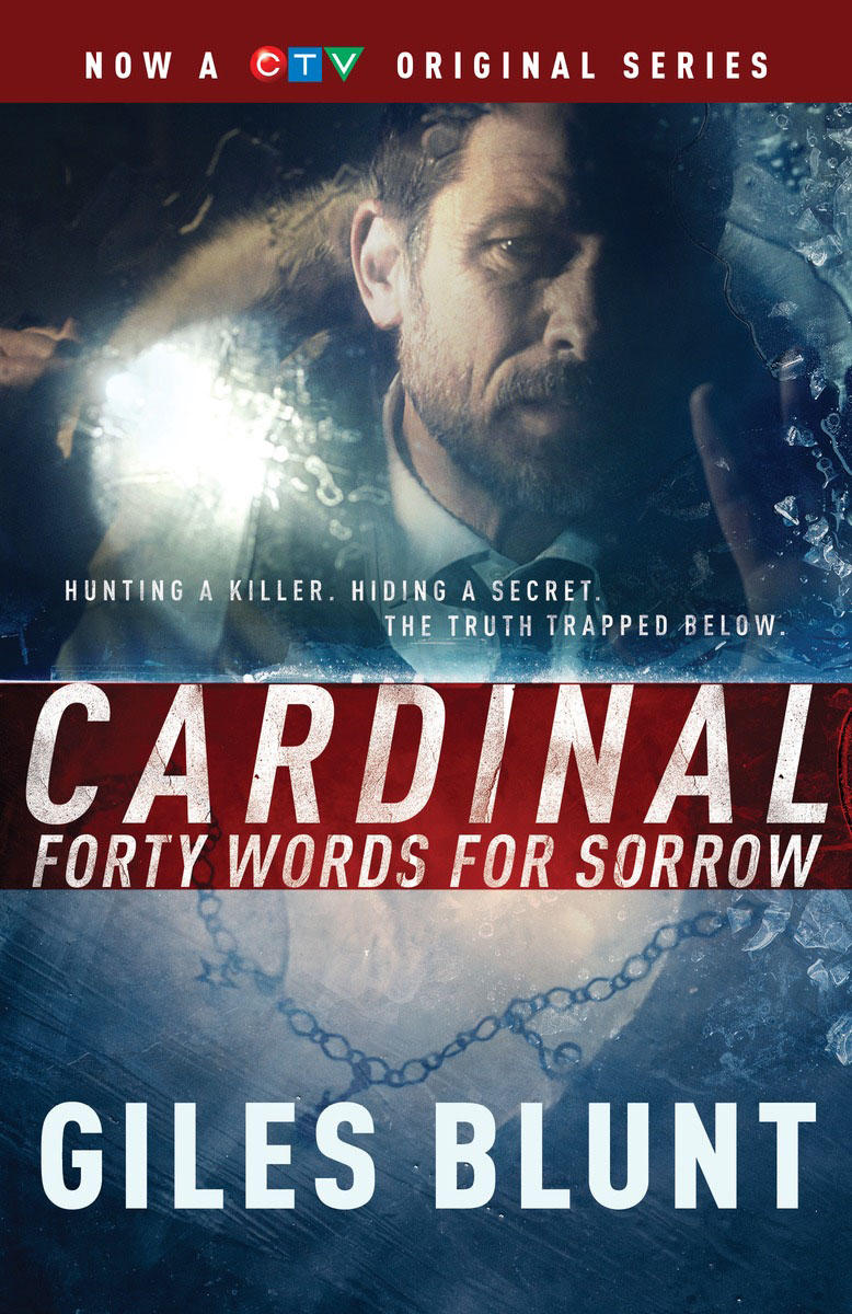 Cardinal: Forty Words for Sorrow (TV Tie-in Edition) still william tv tie in edition