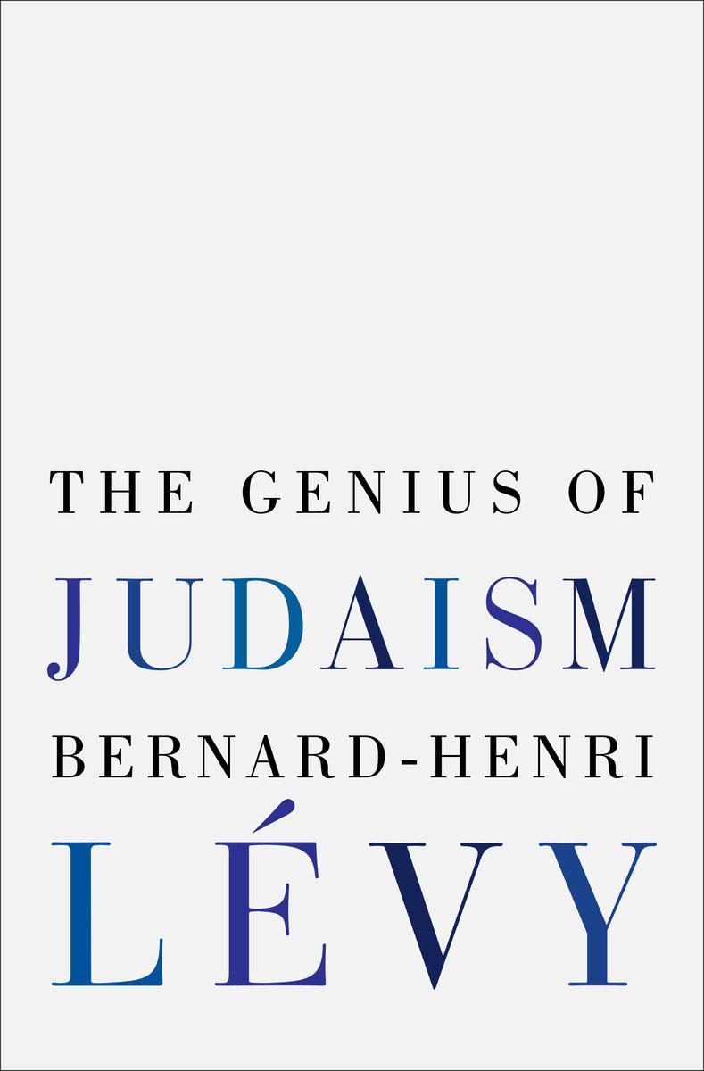The Genius of Judaism the dispossessed