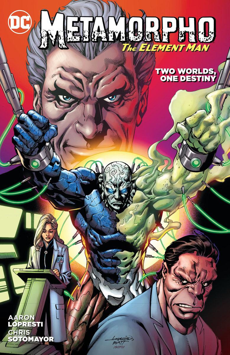 Metamorpho: Two Worlds, One Destiny herbert george wells the war of the worlds
