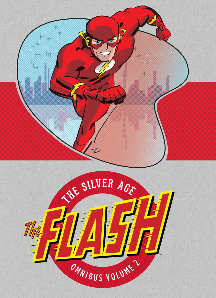 The Flash: The Silver Age Omnibus Vol. 2 early starters on the farm