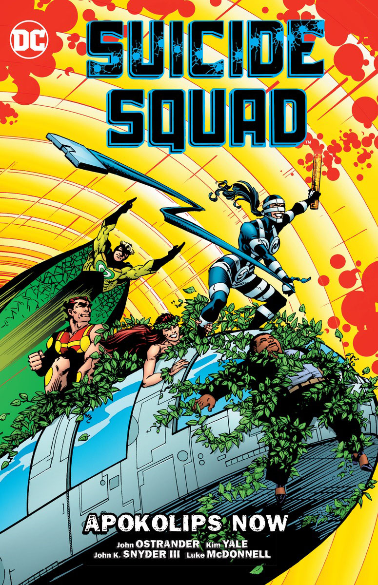 Suicide Squad: Volume 5: Apokolips Now suicide squad volume 2 basilisk rising