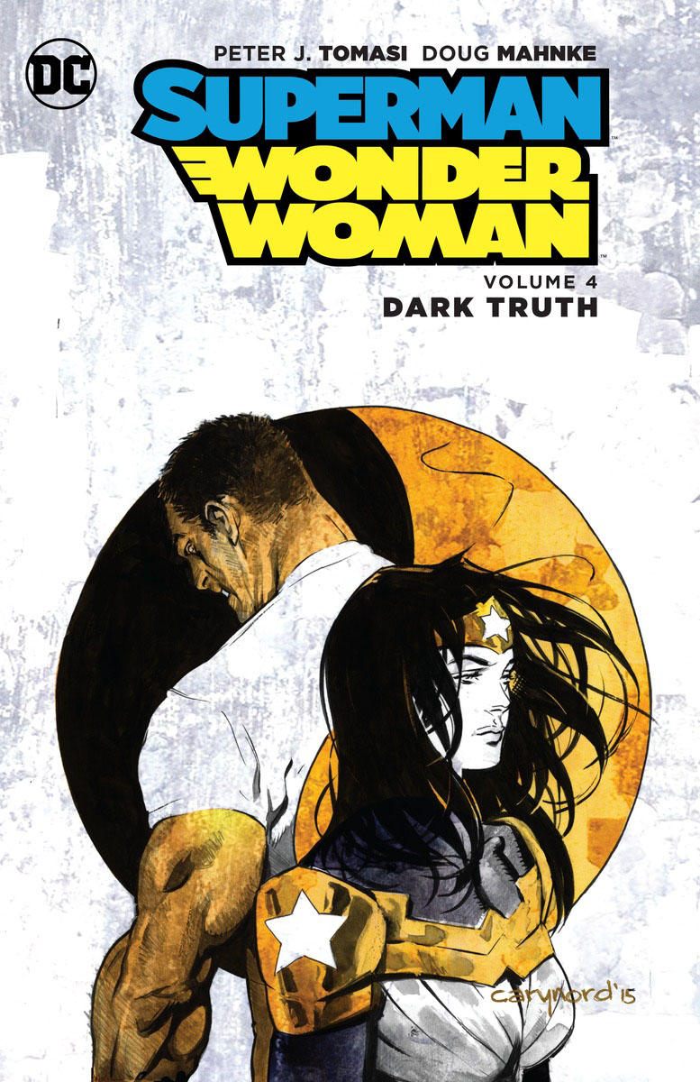 Superman/Wonder Woman Vol. 4: Dark Truth купить
