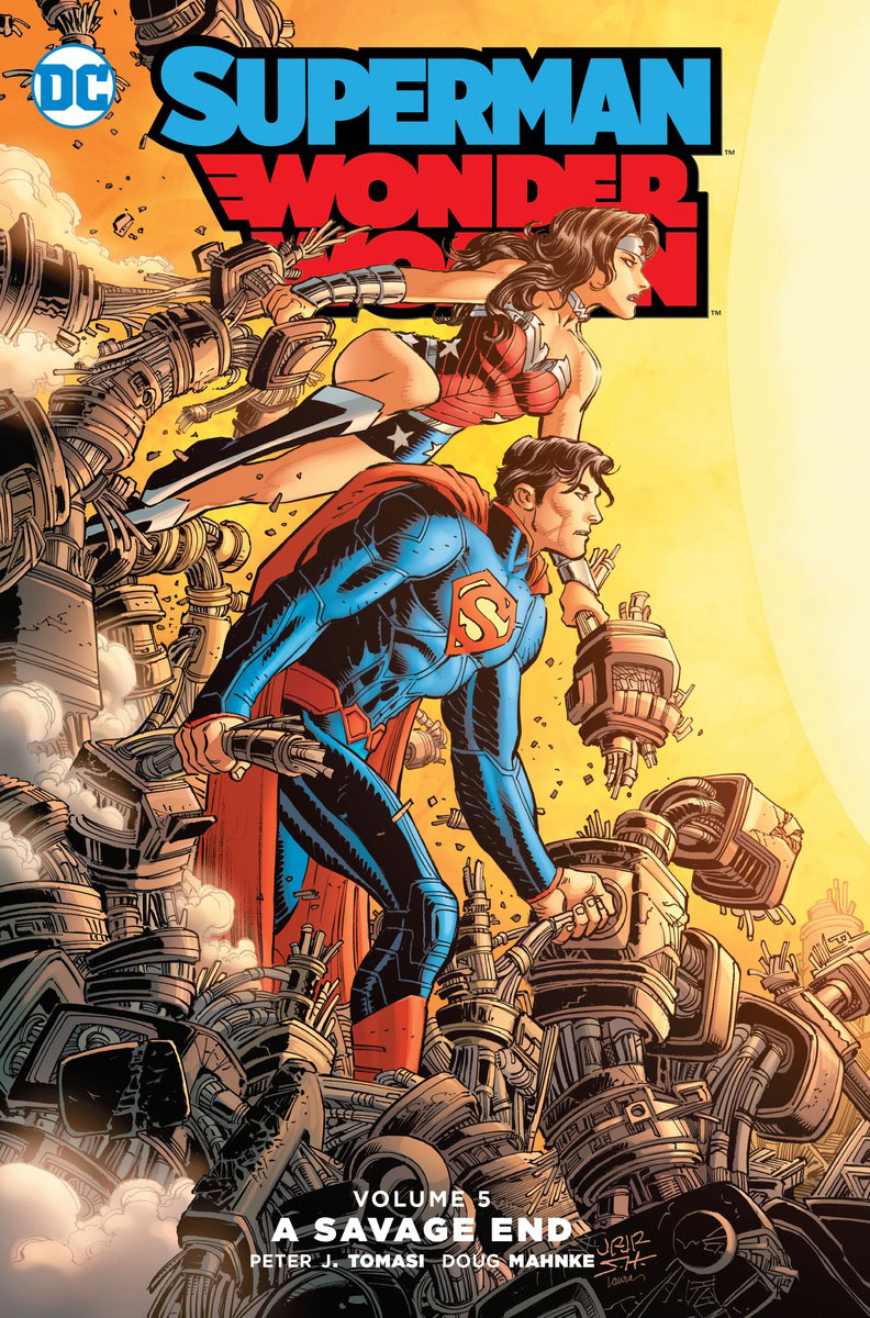 Superman/Wonder Woman Vol. 5: A Savage End