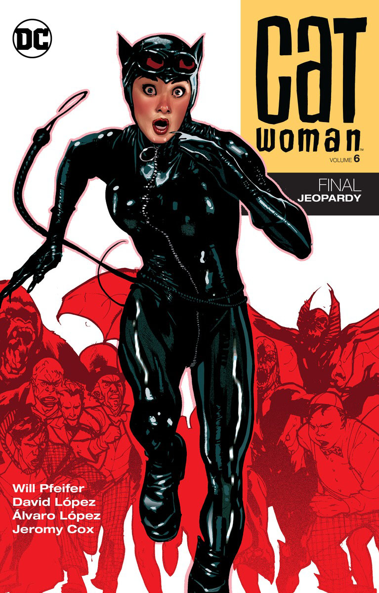 Catwoman Vol. 6: Final Jeopardy