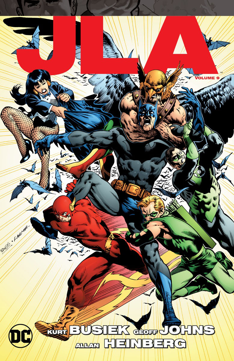 JLA Vol. 9 jack of fables vol 9 the end