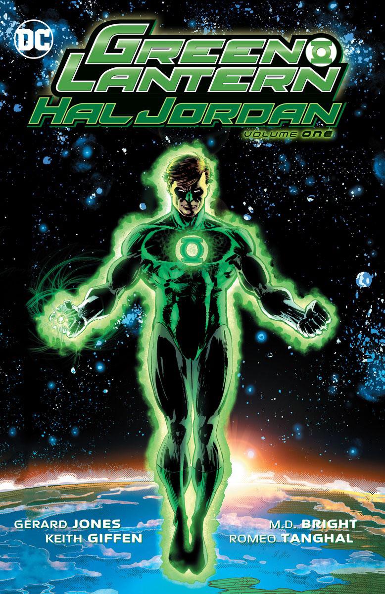 Green Lantern: Hal Jordan Vol. 1 цены онлайн