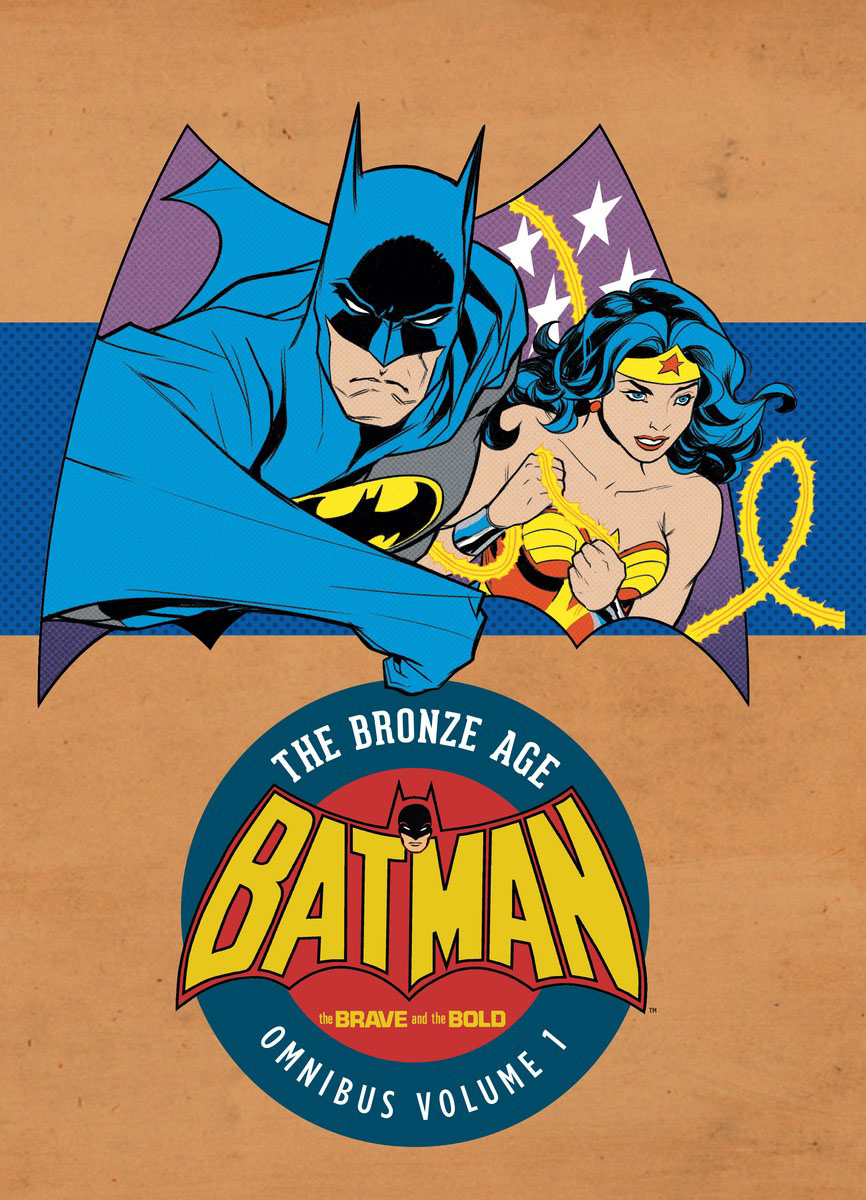 Batman in The Brave & The Bold: The Bronze Age Omnibus Vol. 1 wonder woman the golden age omnibus vol 1