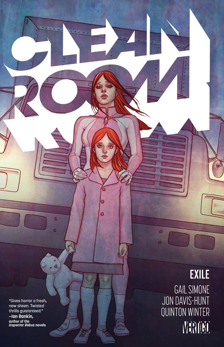 Clean Room Vol. 2: Exile gail simone batgirl vol 1 the darkest reflection the new 52