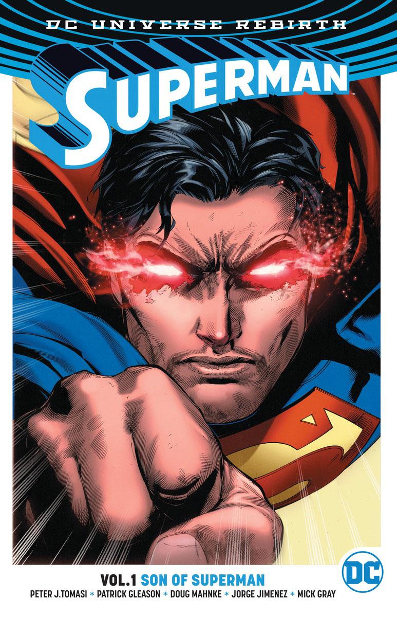 купить Superman: Volume 1: Son Of Superman недорого