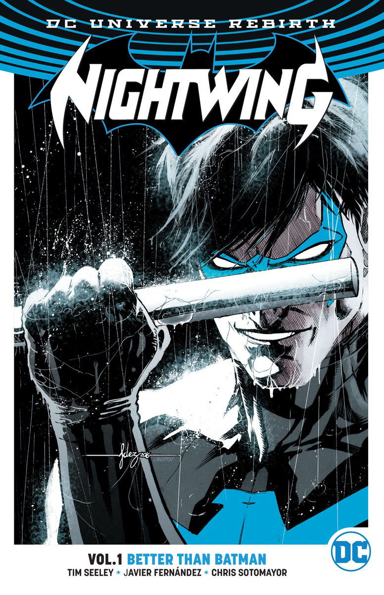 Nightwing Vol. 1: Better Than Batman (Rebirth) x rebirth где купить рационы питания