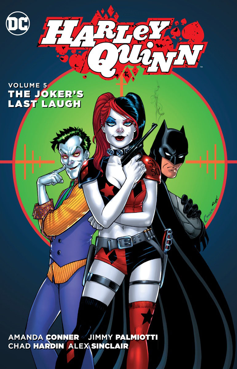 Harley Quinn Vol. 5: The Joker's Last Laugh last templar vol 3 the the sunken church