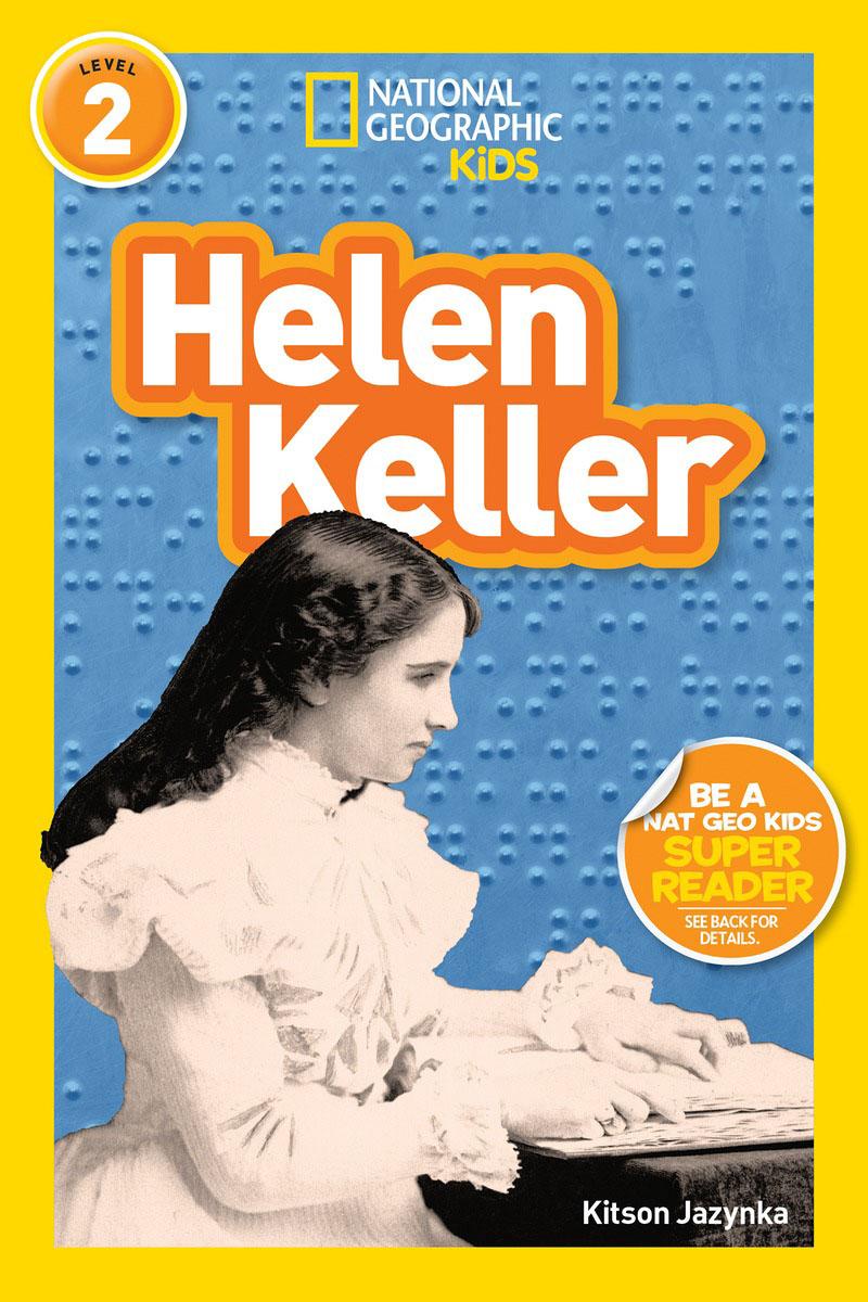 National Geographic Readers: Helen Keller (Level 2) солнцезащитные очки helen keller h8335 2015