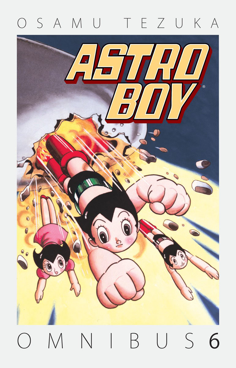 Astro Boy Omnibus Volume 6 fables volume 11 war and pieces