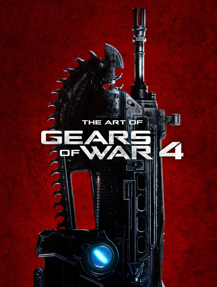 The Art of Gears of War 4 фигурка gears of war 4 jd fenix 17 см