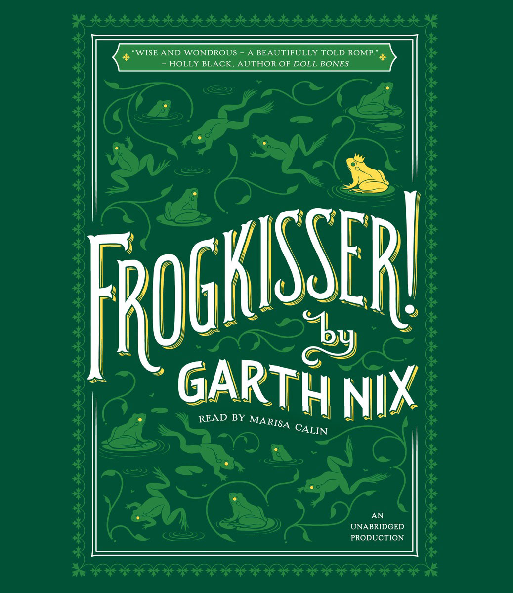 Frogkisser! tale of the body thief